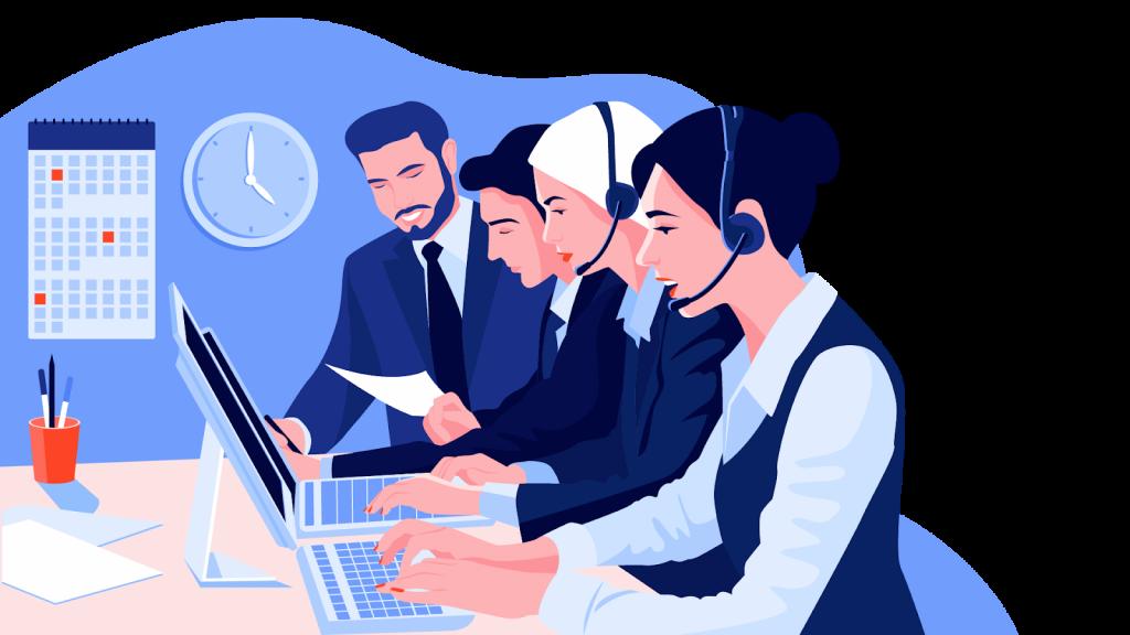 Assistenza clienti multicanale vi aiuterà