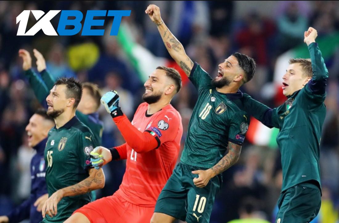 1xBet Italia: scommesse al top per gli italiani